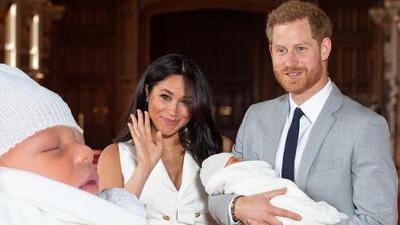 Archie Harrison Mountbatten-Windsor: 10 datos de 60 horas de vida del bebé de Meghan y Harry