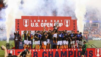 Los equipos de MLS entran en competición en la edición 2019 de la Copa Abierta de Estados Unidos