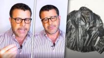 Eduardo Capetillo se entera por Instagram que le robaron una chamarra de piel