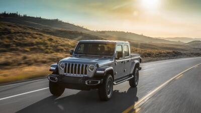 La nueva Jeep Gladiator 2020 fue revelada en el Auto Show de Los Ángeles