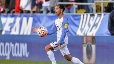 Edgar Castillo convocado de emergencia a Copa América con Estados Unidos