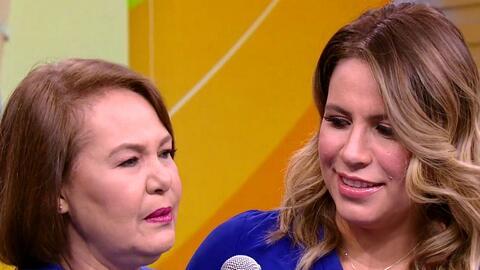 Lindsay Casinelli recibió el mejor consejo de su madre ahora que tendrá que cuidar a dos hijos