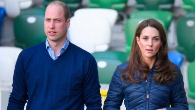 """El príncipe William y Kate Middletonse embarcarán en """"la gira más compleja"""" que hayan planificado"""