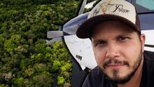 Sobrevivió dos veces: la sorprendente historia del piloto que se perdió por 30 días en la selva del Amazonas