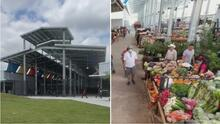 Remodelan el mercado agrícola de Houston y aumentan su capacidad para albergar a más negocios