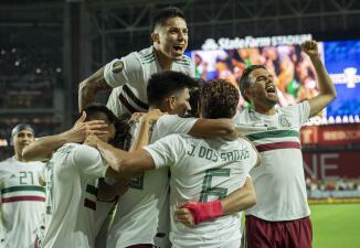 En fotos: México elimina, con las uñas, a Haití y se mete a la Final de la Copa Oro
