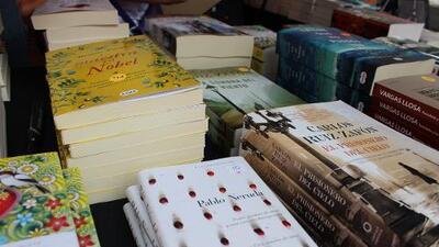 Ocho días de literatura, música, recetas de cocina y más en la Feria del libro de Miami