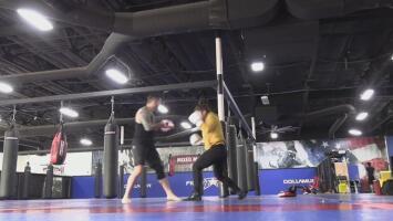 Promesas del futuro: Tracy Cortez, una guerrera latina de la UFC