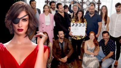 Aún no se estrena Cuna de Lobos y ya el elenco elogia a Paz Vega por su interpretación de Catalina Creel