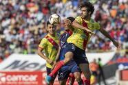 Un solitario gol de Sergio Ceballos, le da la victoria 1-0 a Tepatitlán sobre el Atlético Morelia y viajarán con una cómoda ventaja a la vuelta de la final del Expansion MX.