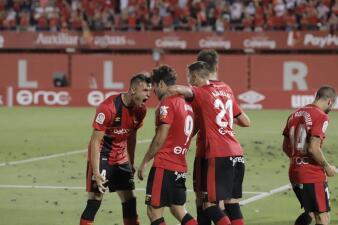 En fotos: Mallorca regresa a la Primera División tras seis años de ausencia