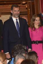 Los Príncipes de Asturias conquistaron Miami