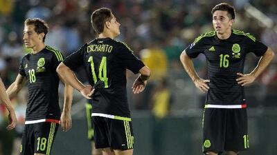 Las razones del porqué no estarán los 'europeos' y Vela, para los juegos del Tri ante Argentina