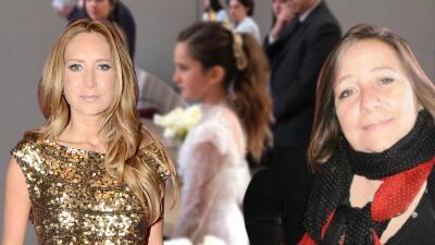 """""""Nunca me voy a perdonar"""": la mamá de Geraldine Bazán dice por qué faltó a la comunión de Elissa"""
