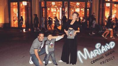 Mar Contreras anuncia su segundo embarazo