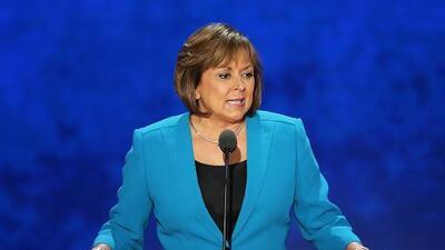 Gobernadora republicana de Nuevo México también retira su apoyo a Trump