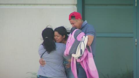 El drama de una madre que perdió a su hija de 9 años tras un aparatoso accidente en una autopista de Florida