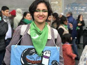 Las voces a favor y en contra de la despenalización del aborto en Argentina (fotos)