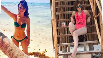 Las fotos de Natalia Téllez en bikini que arrancan suspiros