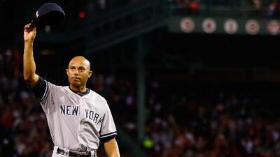 ¡Apaga y vámonos! La brillante trayectoria de Mariano Rivera en las Grandes Ligas