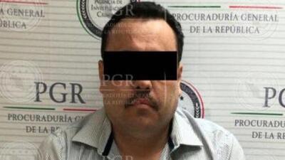 Detienen en el centro de México a 'El Tortillero', líder de un grupo ligado a los Beltrán Leyva