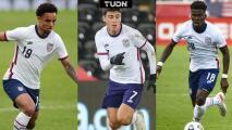 Jugadores de Team USA contienden al Golden Boy 2021