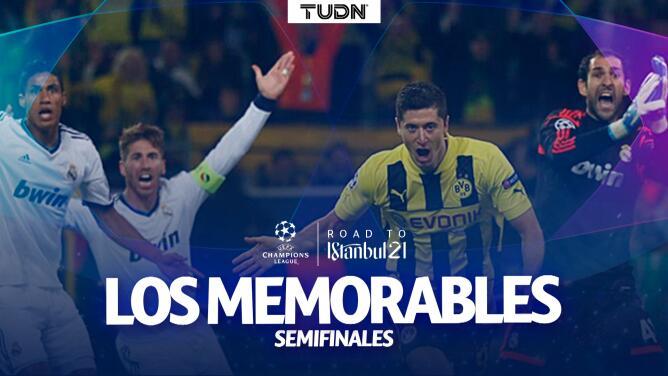 ¡Memorables Champions! La vez que Lewandowski destrozó al Real Madrid