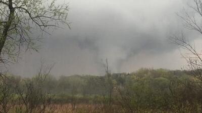 Video: Emiten alerta de tornados en el norte de EEUU