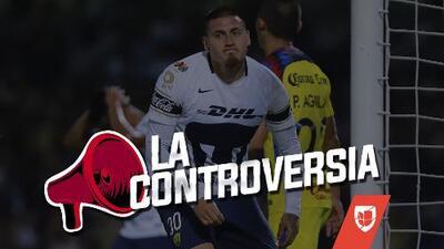 La Controversia   ¿Qué tiene que hacer Nico Castillo para ganarse a la afición del Ame?