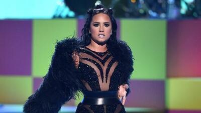 Demi Lovato se puso majadera en redes sociales
