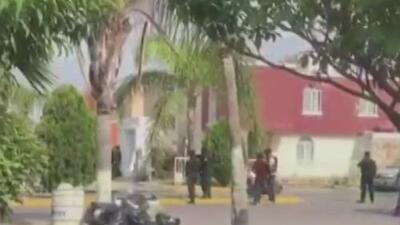 A tiro limpio, policías se enfrentaron a unos sospechosos de asesinato en una balacera que duró cuatro horas