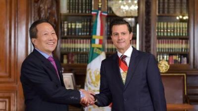 El gobierno de México declara 'persona non grata' al embajador de Corea del Norte y le ordena salir del país