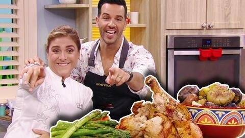 La chef Lorena compartió su receta de pollo al limón (toda una cena para 4 por menos de $20)