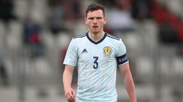 El equipo de Escocia pondrá una rodilla en el césped de Wembley