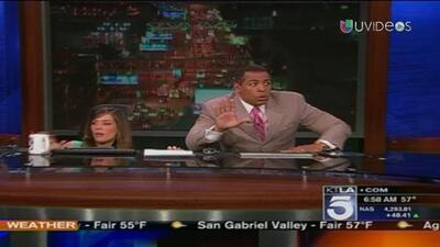 Sismo de magnitud 4.4 sacude California
