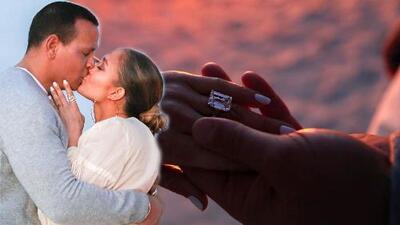 Esto es lo que harían los fans de JLo y A-Rod con el anillo de más de un millón de dólares