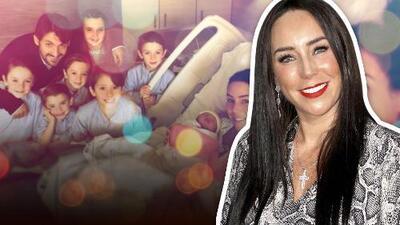 7 hijos no son suficientes: Inés Gómez Mont desea el octavo