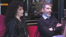 Amanda Miguel y Diego Verdaguer revelan si en algún momento pensaron en el divorcio por infidelidades