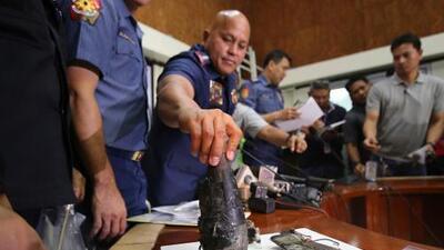 Desactivan una bomba casera cerca de la embajada de Estados Unidos en Filipinas
