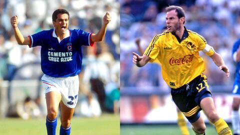 El significado que tiene para Hermosillo y Zague ser los máximos goleadores del Estadio Azteca