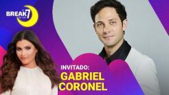 Gabriel Coronel se une a las estrellas entrevistadas por Chiqui Delgado en El Break de las 7