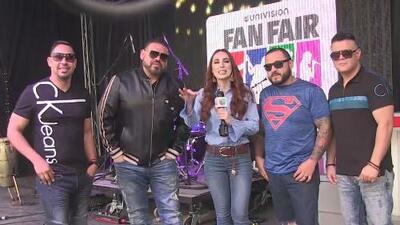 Grandes estrellas en el Univision Fan Fair 2018 en La Villita