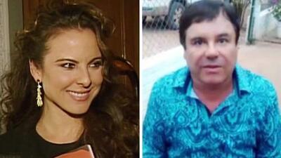 ¿Cuál es la relación de Kate del Castillo con El Chapo y cómo lo contactó?