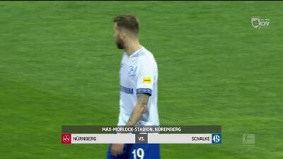 Highlights: Schalke 04 at 1. FCN on April 12, 2019