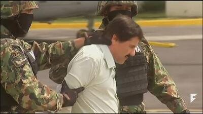 "Joaquin ""El Chapo"" Guzman's lawyers want to reverse his conviction"