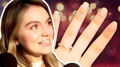 Sofía Castro revela si habrá boda tras el anillo que mostró