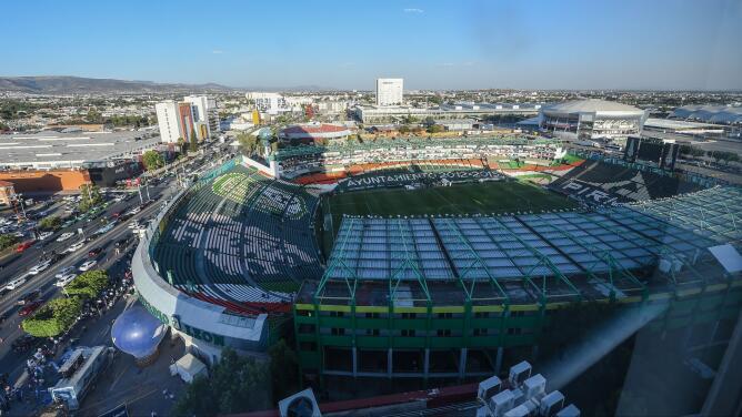 El Estadio León estará a reventar el domingo para la Semifinal ante América