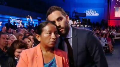 En fotos: Los 21 momentos hispanos de la campaña presidencial