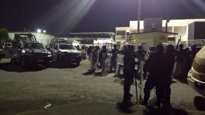 Un motín en una cárcel del sur de México deja siete muertos