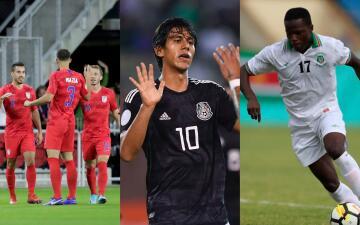 En fotos: Los resultados de la jornada 3 de la Concacaf Nations League